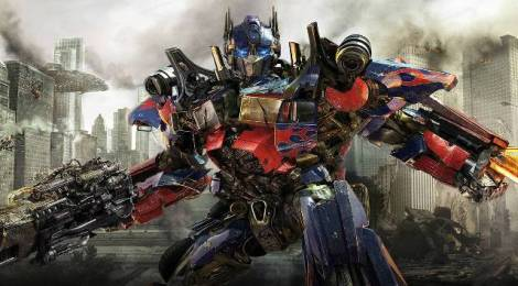 Movie Review:  Transformers: Dark of the Moon