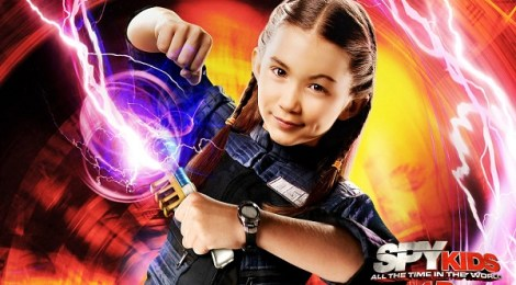 Movie Review:  Spy Kids: All the Time in the World in 4D