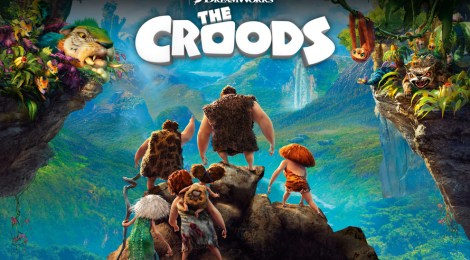 Movie Review - The Croods