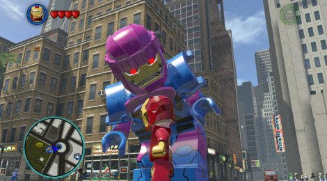 Game Review - LEGO Marvel Super Heroes