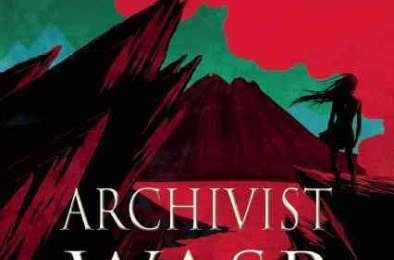 Book Review - Archivist Wasp