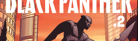 Comic Book Review - Black Panther #2
