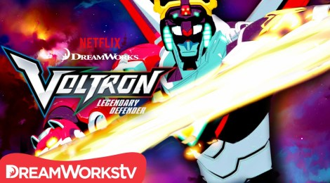 TV Review - Voltron: Legendary Defender Season One