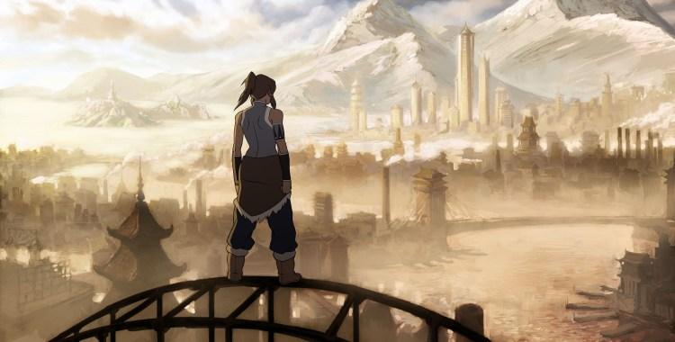 Legend of Korra, Five Years Later