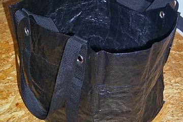 Die Tasche mit dem Falter