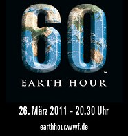 WWF Earth Hour 2011 – Tag der Energiewende