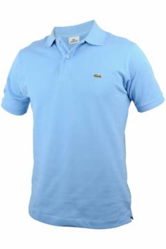 Tricou Lacoste de Barbati albastru deschis