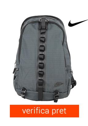 ghiozdan Nike gri