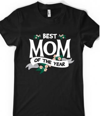 tricouri pentru gravide Best MOM of the year