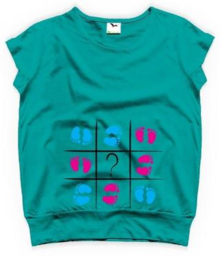 tricouri pentru gravide x si o
