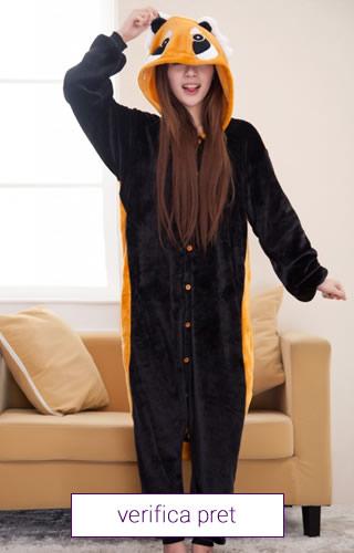 Pijama intreaga, model raton
