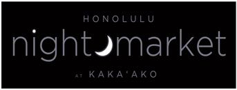 Honolulu Night Market, Hawaiian Islands