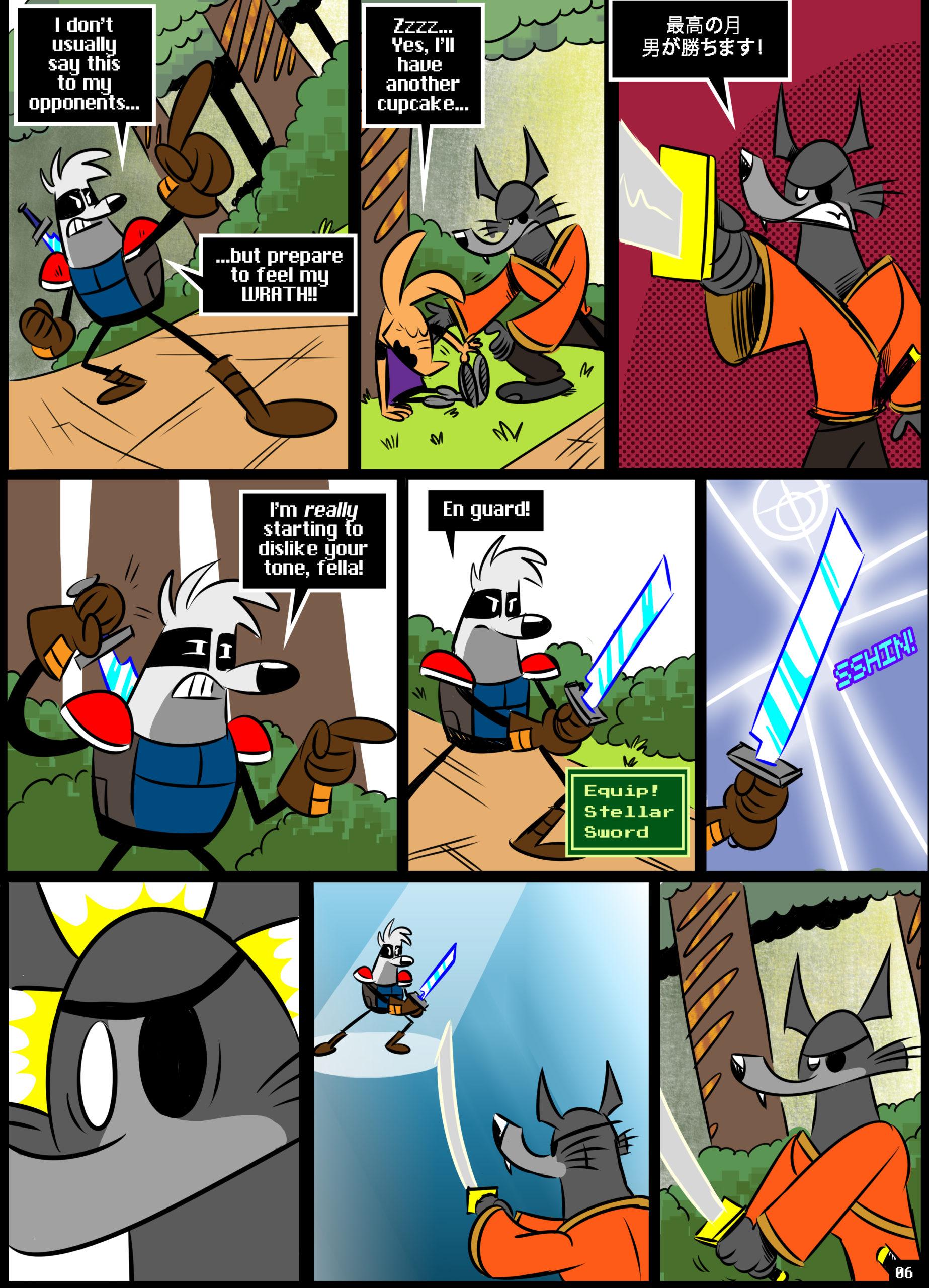 Honor Badger LW p06