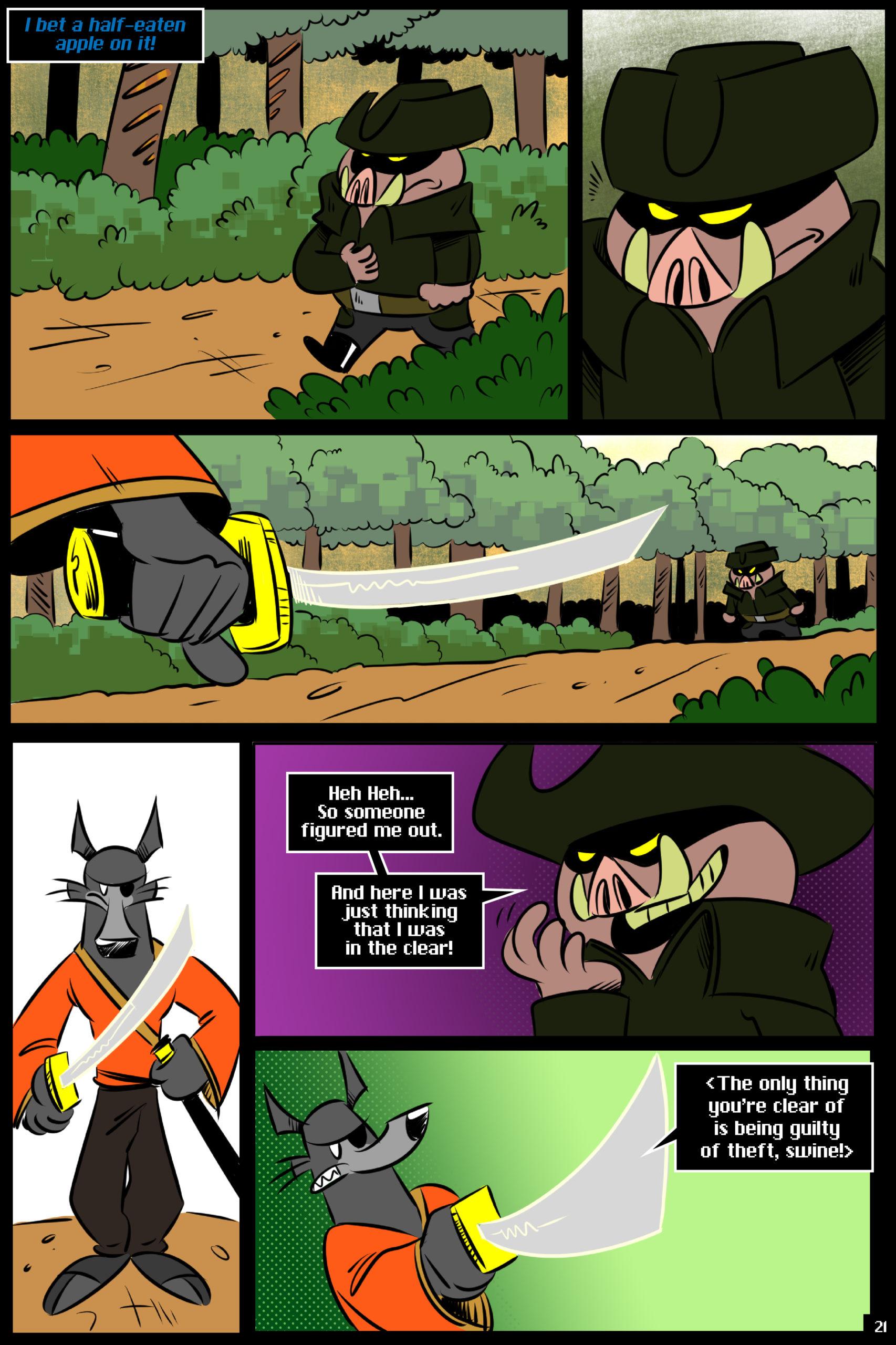 Honor Badger LW p21