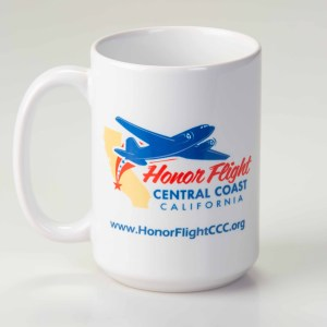 Honor Flight Coffee Mug