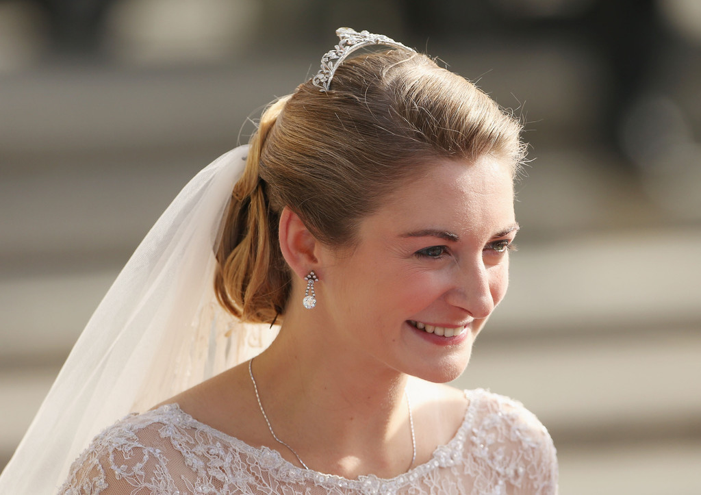 Stephanie Of Luxembourg
