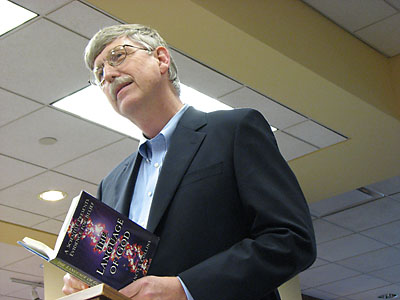 Francis Collins Discusses His Book