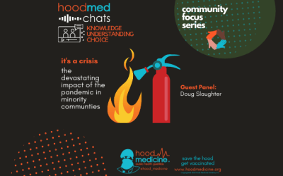 It's a Crisis: The Devastating Impact of the COVID-19 Pandemic in Minority Communities