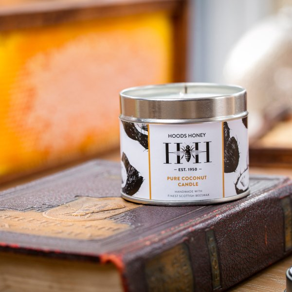 Pure Coconut Candles
