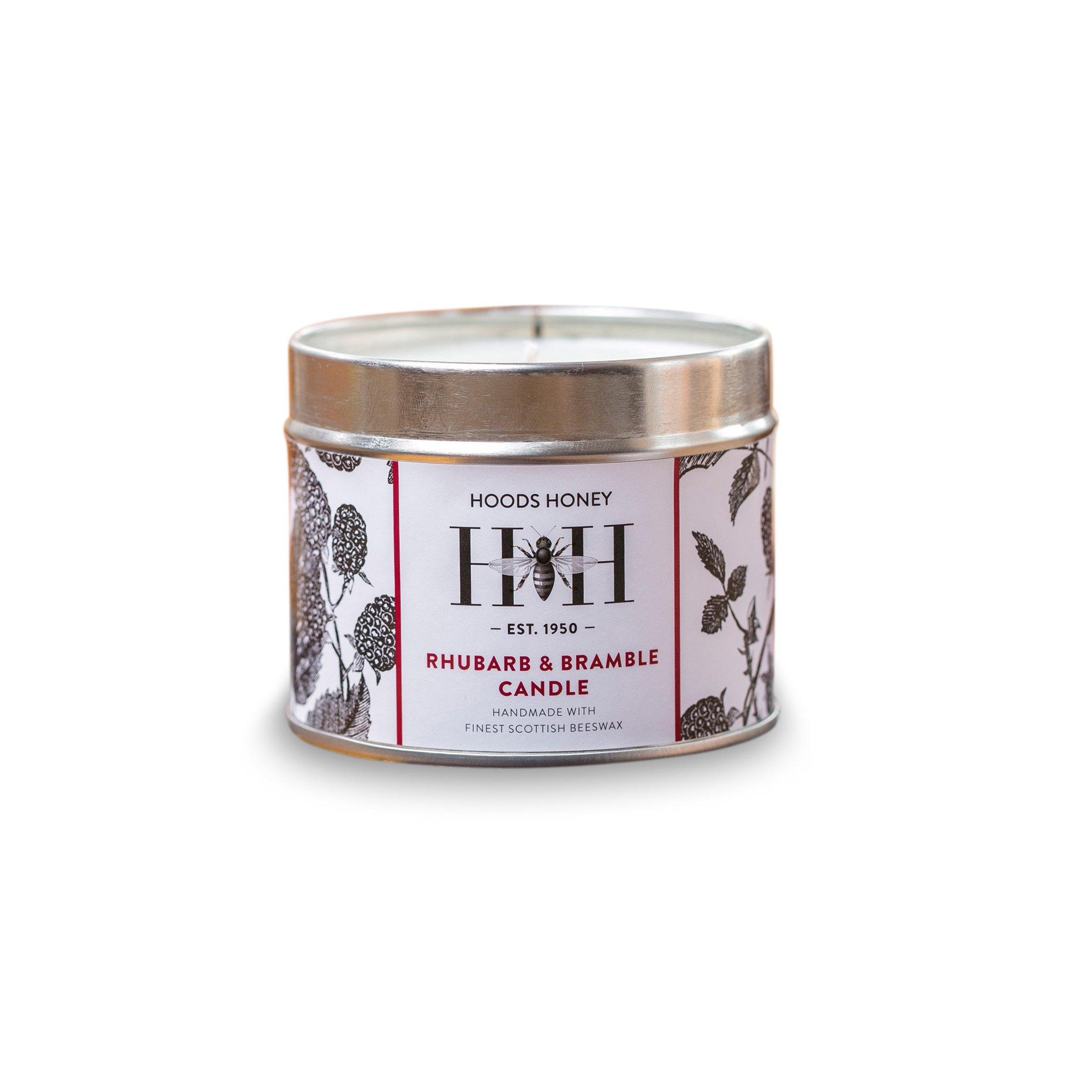Rhubarb & Bramble Candle