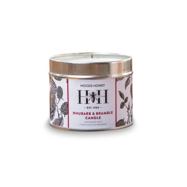 Rhubarb & Bramble Candle
