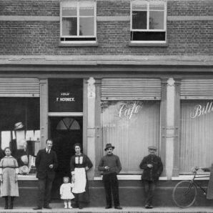 café Hornick-1918