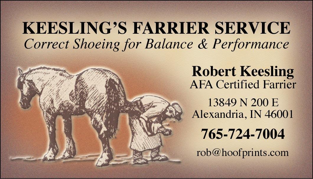 Custom Business Cards Engraved Farrier Design Www