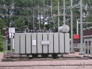50 kV-trafo in Nijkerk