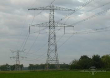 380 kV-donaumast volgens Nederlands ontwerp