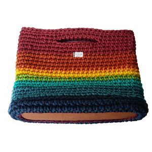 multi-color purse for her