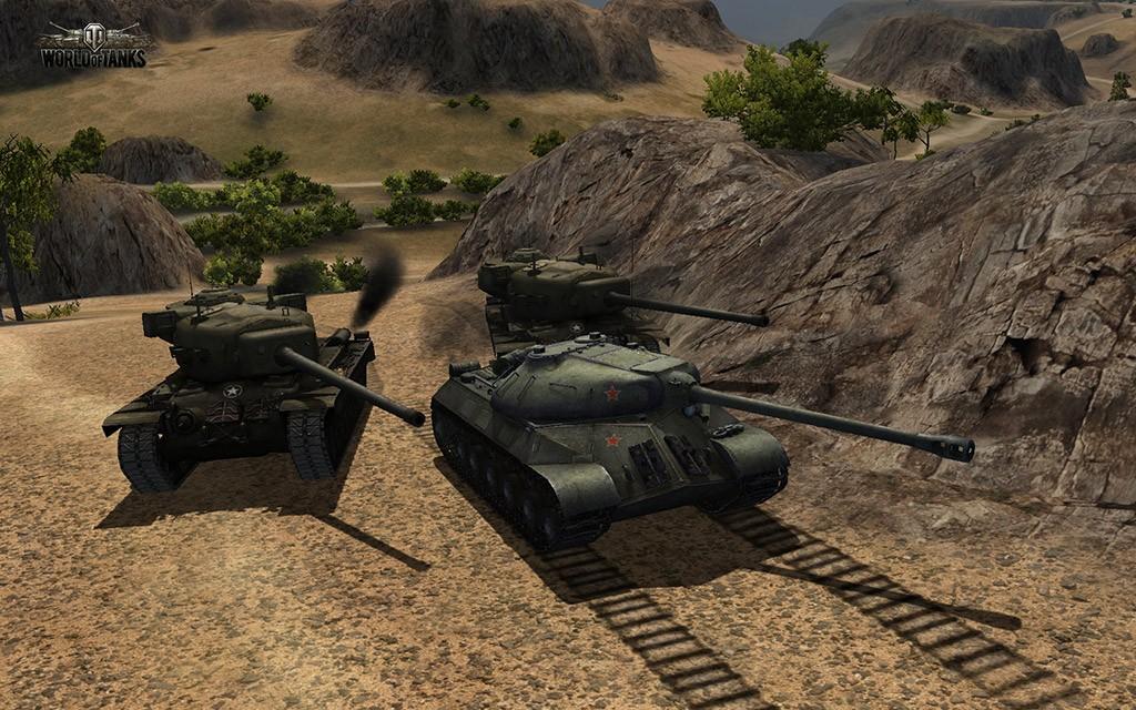 World Of Tanks Screenshots Hooked Gamers