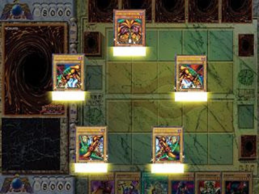 Yu Gi Oh Power Of Chaos Yugi The Destiny Screenshots Hooked Gamers