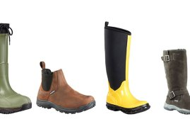 Win a Pair of Baffin Boots!