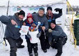Kidfish Ice Derby—Sunday Jan 7