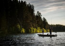 5 Family Fishing Spots in BC's Cariboo Chilcotin Coast