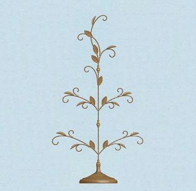 2013 Twelve Days Of Christmas Display Tree Hallmark