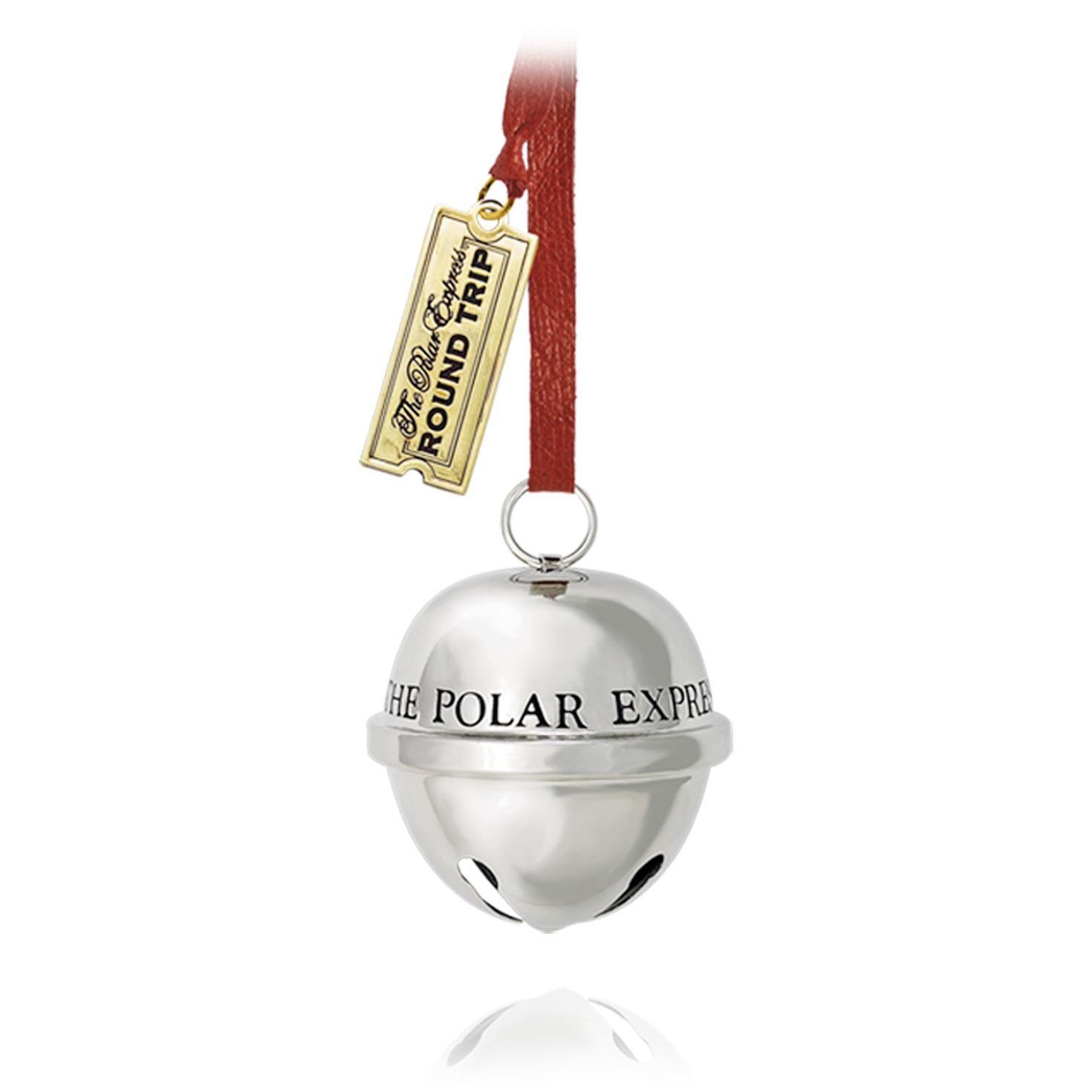 Polar Express Sleigh Bell Hallmark Ornament