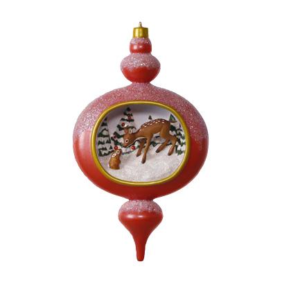 2016 Inside Story Hallmark Keepsake Ornament Hooked On