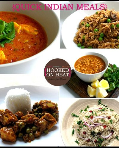 Indian Cooking 101: Quick Dinner Ideas with Indian Food?