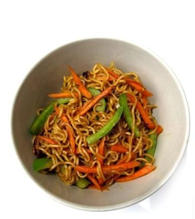 """Food for Kids: """"Revamped"""" Instant Ramen Noodles"""