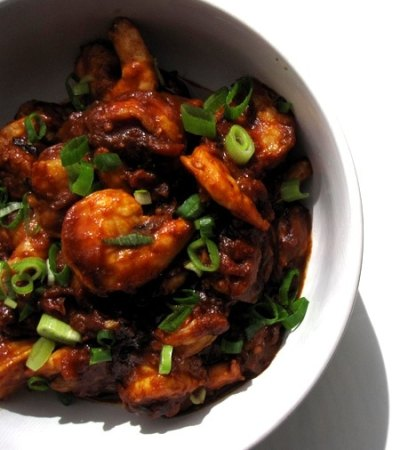 Quick, Simple Meal Ideas: Shrimp Sambal