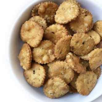 Masala Mathri: Spiced Fried Cookies - Hooked on Heat