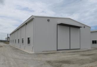MHI -TMD Temporary Facilities