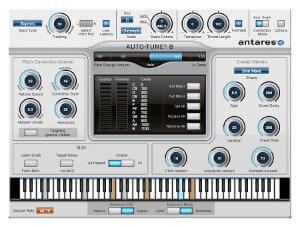 Auto-tune machine