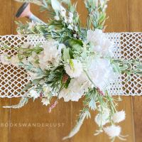 The Iris Table Runner