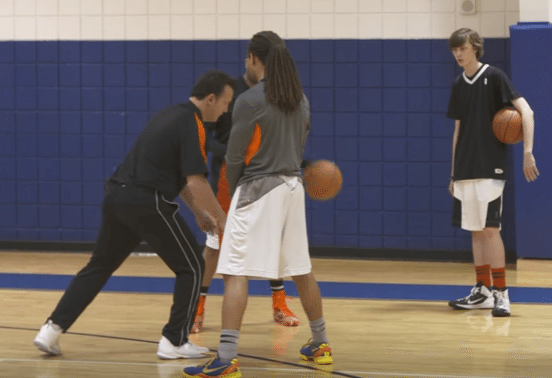 Pick and Roll Fundamentals