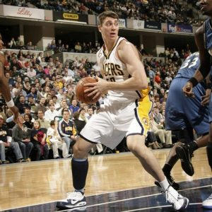 Tyler Hansborough
