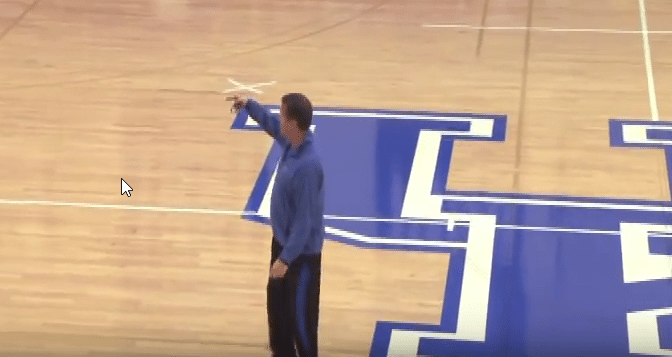 Kentucky Defense Drill