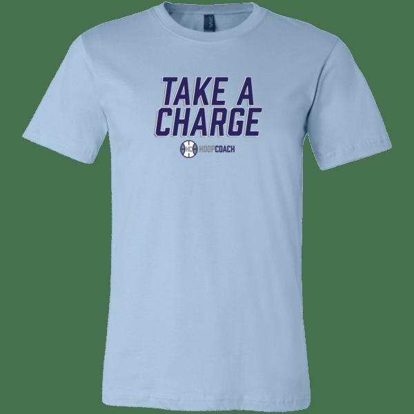 Take a charge tee