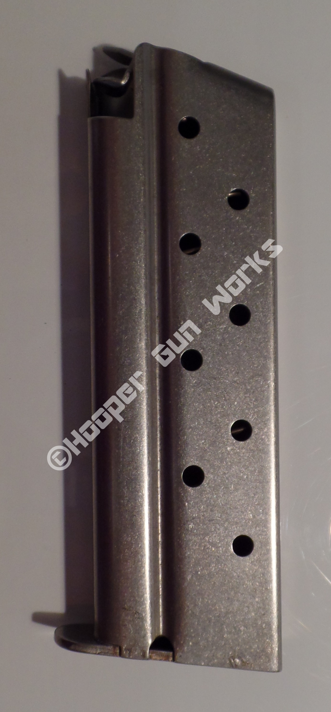 Metalform for Rock Island Armory 1911 9mm 8 round Magazine Compact  Stainless Steel